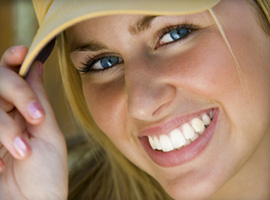 Zoom teeth whitening in Lithia FL